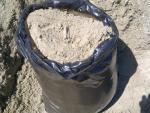 Песок строительный речной (мешок)