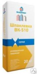 Будмар ВК-510 (20кг) Шпаклевка универсальная наружная
